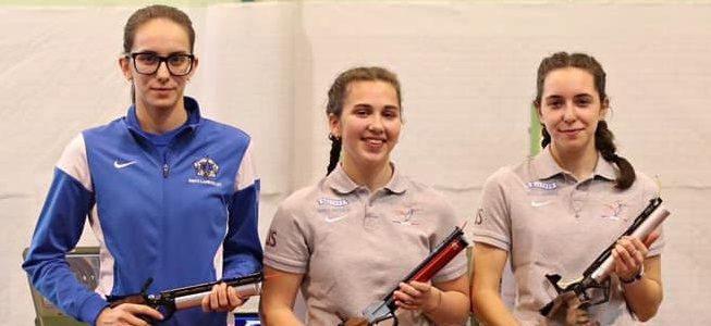 Annabelle PIOCH vainqueur  Polish Open Kaliber 2019